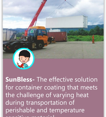 SunBlessContainer
