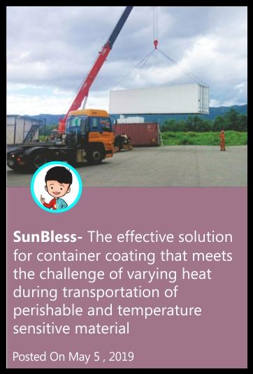 SunBlessContainer